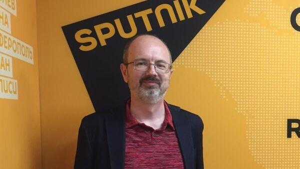 Президент фонда Основание Алексей Анпилогов - Sputnik Беларусь