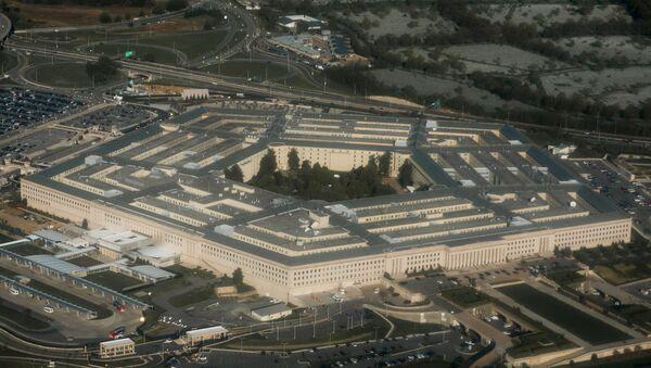 Здание министерства обороны США (Пентагон) - Sputnik Беларусь