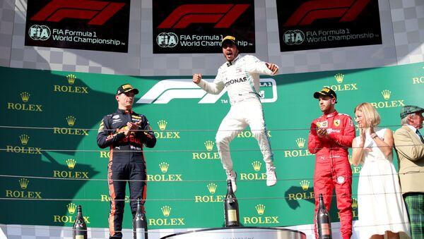 Формула-1, Гран-при Венгрии - Sputnik Беларусь