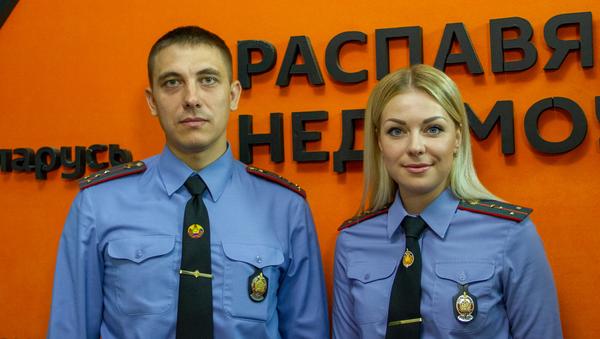 Ганусевіч - Каросцік: ДАІ вырашае праблему электросамакатаў - Sputnik Беларусь