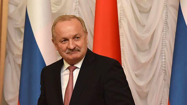 Председатель правления Нацбанка Павел Каллаур, архивное фото - Sputnik Беларусь