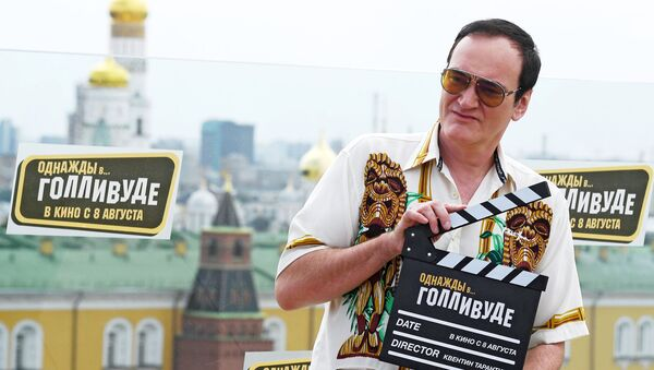 Таранціна прадставіў свой новы фільм у Маскве - Sputnik Беларусь