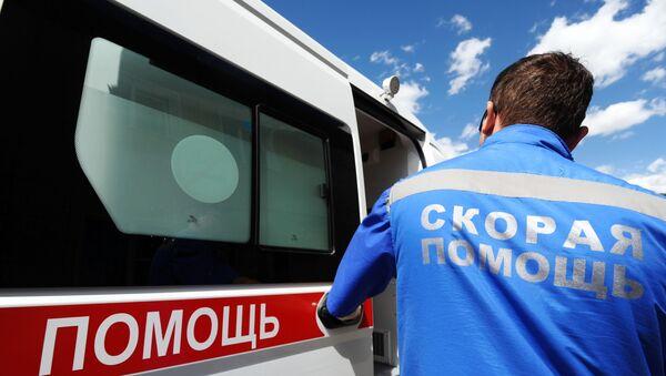 Фельдшер станции скорой медицинской помощи - Sputnik Беларусь