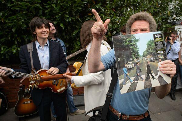 Эбби-Роуд и The Beatles - Sputnik Беларусь