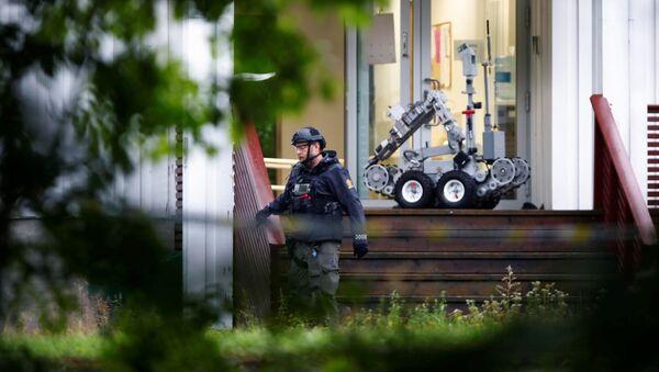 Ситуация на месте стрельбы в Осло - Sputnik Беларусь
