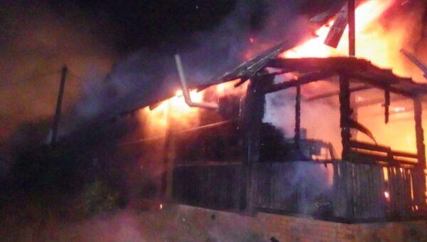 Два пенсионера-инвалида погибли на пожаре в Могилевском районе - Sputnik Беларусь