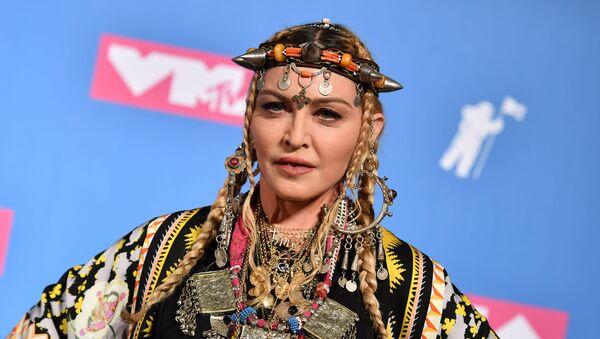 Американская певица Мадонна  - Sputnik Беларусь