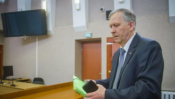 Главный инженер МЗКТ Андрей Головач в суде - Sputnik Беларусь