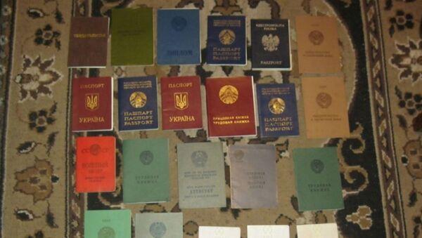 Пинские пограничники задержали жителя Кобрина, подделывавшего документы - Sputnik Беларусь