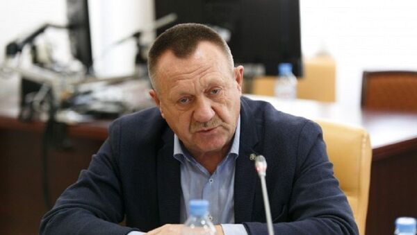 Президент Союза Чернобыль России Вячеслав Гришин - Sputnik Беларусь