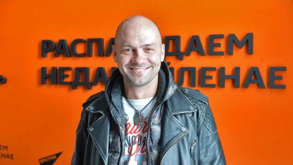 Вабішчэвіч: абедзьве дачкі з'явіліся на свет пасля знакавых для мяне канцэртаў - Sputnik Беларусь