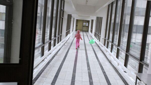 Ребенок в хосписе - Sputnik Беларусь