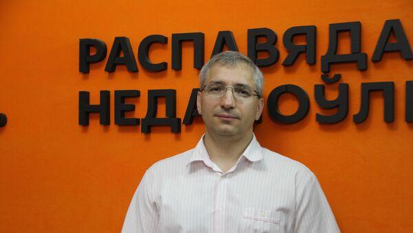 Первый заместитель начальника Академии МВД Алексей Башан - Sputnik Беларусь
