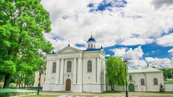 Успенский собор в Жировичах - Sputnik Беларусь