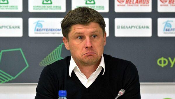 Главный тренер БАТЭ Алексей Бага - Sputnik Беларусь
