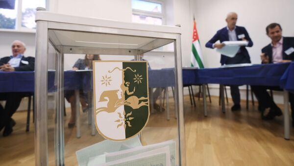 Выборы президента Абхазии - Sputnik Беларусь