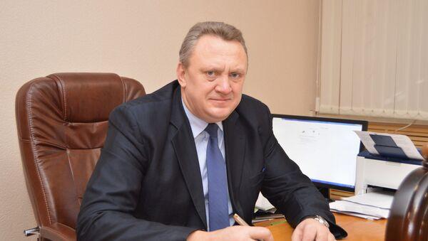 Заместитель министра природных ресурсов и охраны окружающей среды Александр Корбут - Sputnik Беларусь