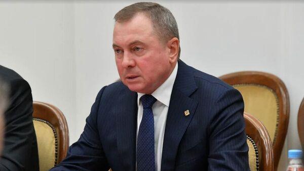Міністр замежных спраў Уладзімір Макей - Sputnik Беларусь