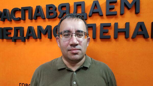Директор фонда Историческая память Александр Дюков  - Sputnik Беларусь