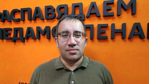 Дырэктар фонду Гістарычная памяць Аляксандр Дзюкаў - Sputnik Беларусь
