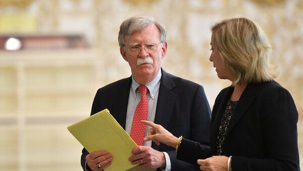 Советник президента США по национальной безопасности Джон Болтон - Sputnik Беларусь