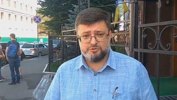 Прамая трансляцыя прэс-канферэнцыі адваката Кірыла Вышынскага - Sputnik Беларусь