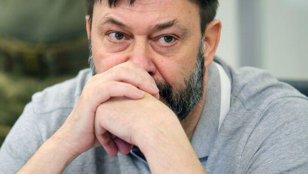Кіраўнік партала РІА Новости Украина Кірыл Вышынскі - Sputnik Беларусь