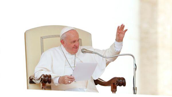 Папа Римский Франциск - Sputnik Беларусь