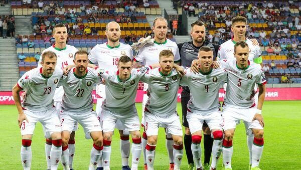 Сборная Беларуси по футболу - Sputnik Беларусь