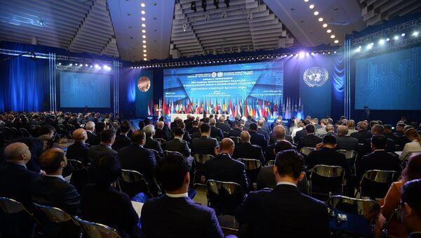 Конференция по борьбе с терроризмом в Минске  - Sputnik Беларусь