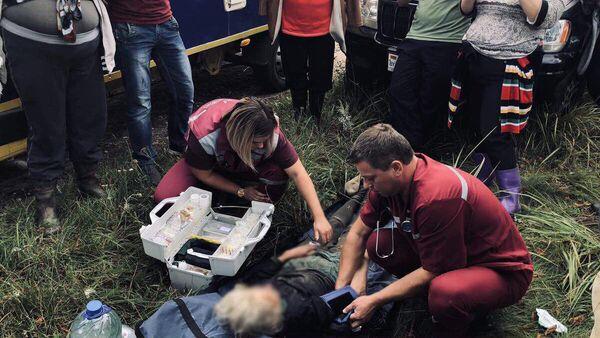 Пенсионерка 3 дня блуждала по кукурузному полю в Несвижском районе - Sputnik Беларусь