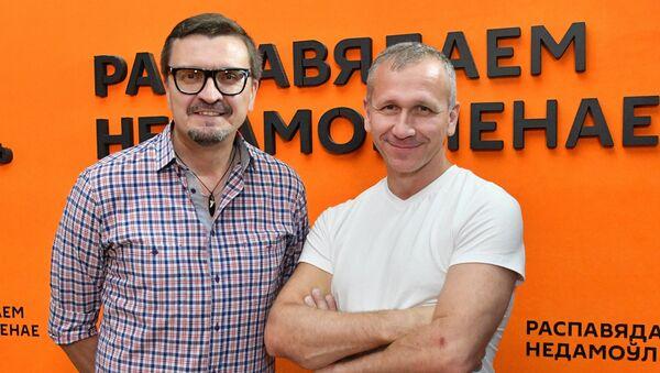 Ціткоў vs Камінскі: у Шоу прысяжных засядацеляў у нас супрацьстаянне - Sputnik Беларусь