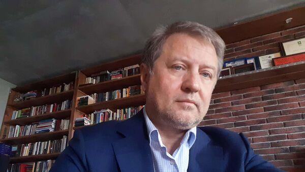 Владимир Лепехин - Sputnik Беларусь