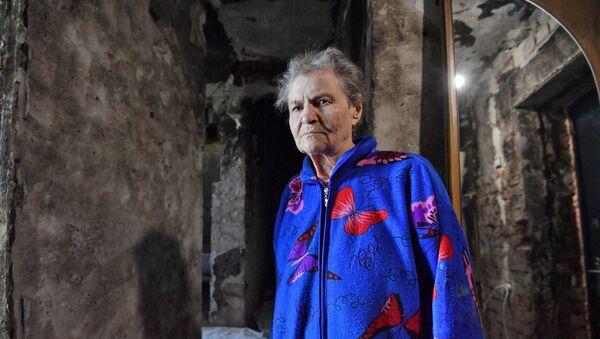 82-лентяя мама Ларисы Мария Архиповна - Sputnik Беларусь