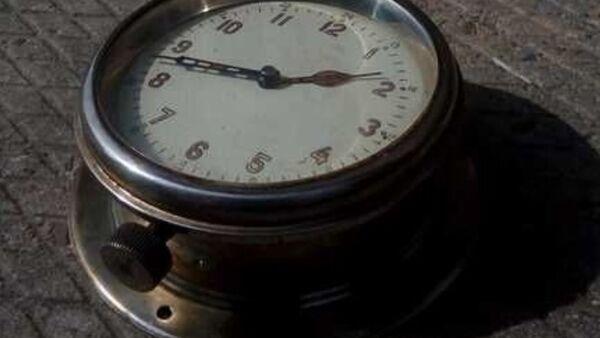 Радиационные корабельные часы - Sputnik Беларусь