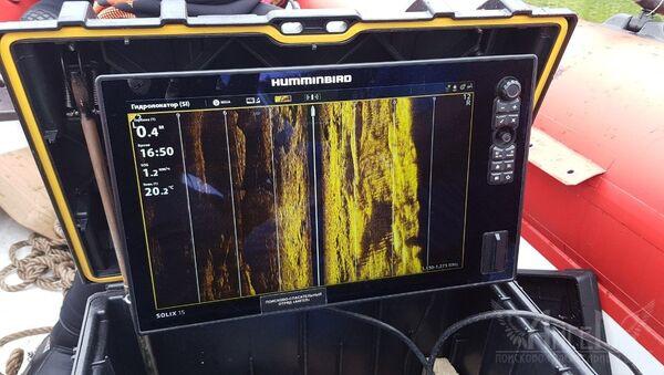 Пропавшего рыбака ищут с помощью гидролокационного оборудования  - Sputnik Беларусь