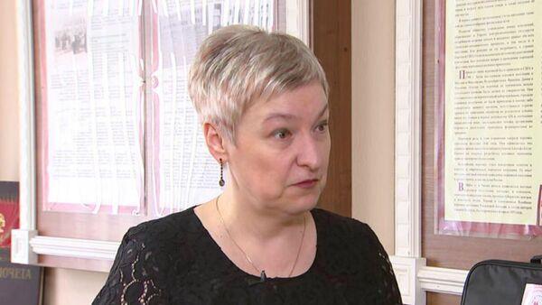 Председатель Национального статистического комитета Беларуси Инна Медведева - Sputnik Беларусь