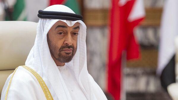 Мухаммад ибн Заид Аль Нахайян, наследный принц Абу-Даби - Sputnik Беларусь