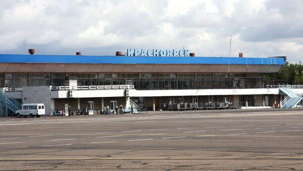 Аэропорт Емельяново (Красноярск) - Sputnik Беларусь