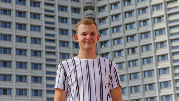 Эмансипированный подросток Тимофей Голянтов - Sputnik Беларусь