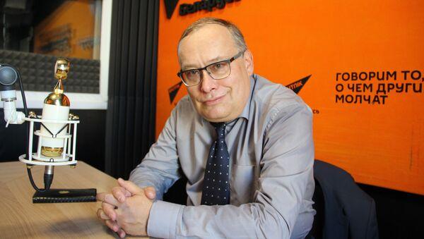 Эксперт Мікалай Мяжэвіч - Sputnik Беларусь