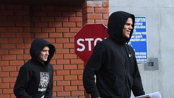 Футболистов П. Мамаева и А. Кокорина освободили из колонии по УДО - Sputnik Беларусь