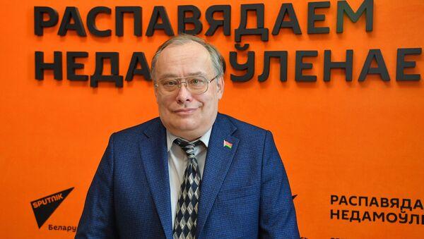 Эксперт: інтэграцыя Беларусі і Расіі - абедзве краіны дзеляцца суверэнітэтам - Sputnik Беларусь