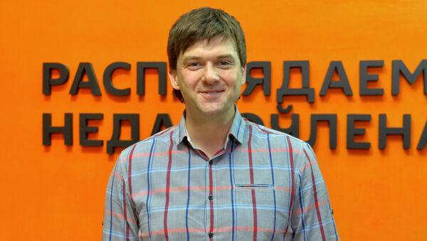 Без лішняга пафасу: Калдун дасць утульны канцэрт у райскім садзе - Sputnik Беларусь