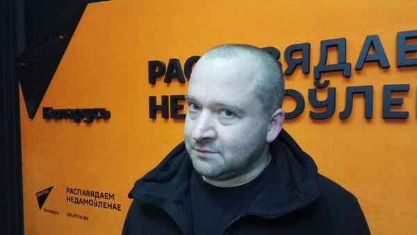Лидер Drum Ecstasy: музыку воруют нещадно ― не идти же к ним с паяльником? - Sputnik Беларусь