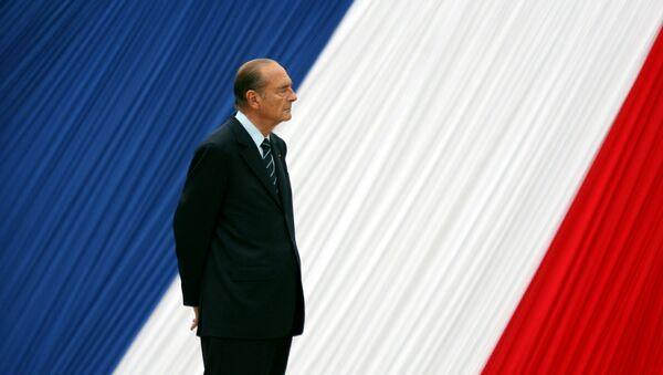 Бывший президент Франции Жак Ширак - Sputnik Беларусь