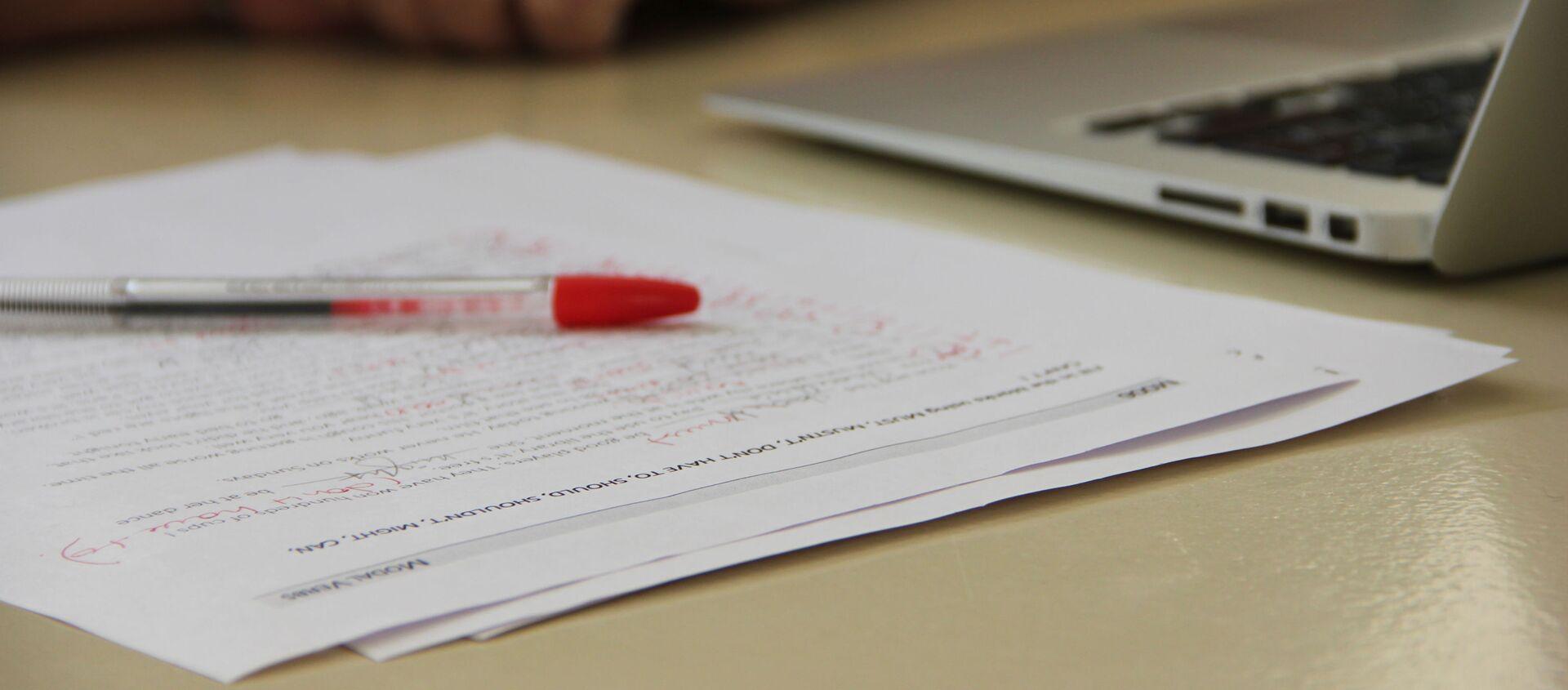ЦТ и выпускной экзамен – два кардинально отличающихся испытания, готовиться к которым приходится по-разному, констатируют педагоги - Sputnik Беларусь, 1920, 27.01.2021