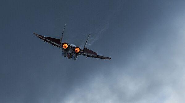 Истребитель МиГ-29, архивное фото - Sputnik Беларусь