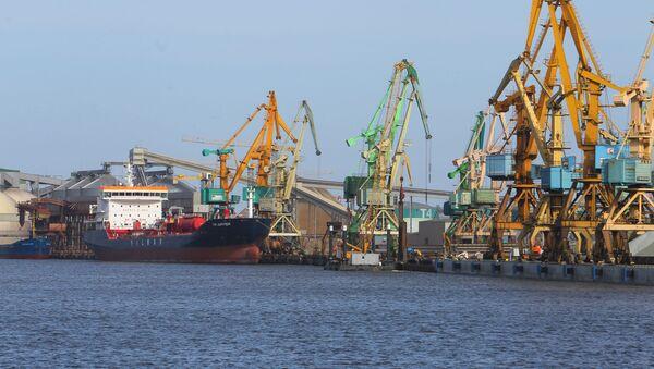 Клайпедскі марскі порт - Sputnik Беларусь