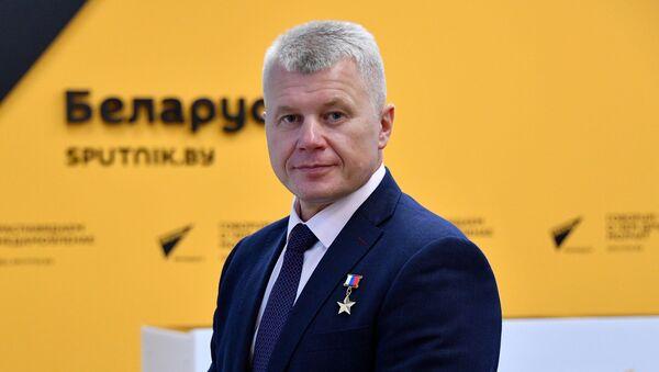 Алег Навіцкі - Sputnik Беларусь